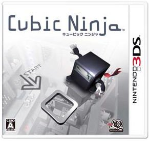 3DS Cubic Ninja screenshots jaquette