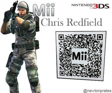 chris-redfield resident evil revelations