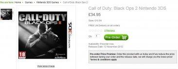 Call of Duty Black Ops II 23.10.2012