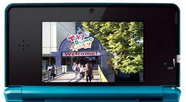 Photo 3d Nintendo 3ds Japon Akihabara Tokyo Suidobashi Shibuya Avril 2011