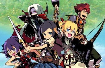 Etrian Odyssey IV: Legends of the Titan large