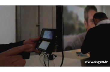 Nintendo 3DS Carrousel du Louvre 03 fevrier 2011 reportage