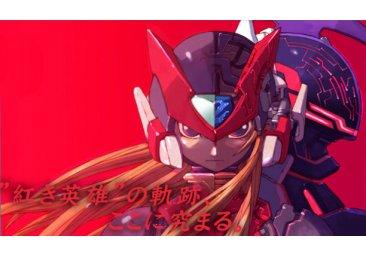 Mega Man Zero Collection DS