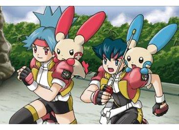 Pokemon Ranger Top Classement Charts
