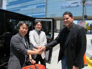 Nintendo-E3-2012_Reggie-Fils-Aimé_Satoru-Iwata