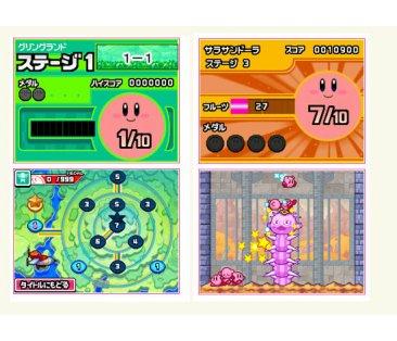 Kirby nouveau nintendo DS 2011 japon 2
