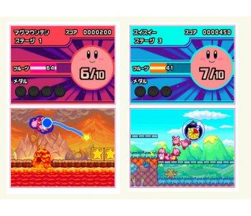 Kirby nouveau nintendo DS 2011 japon 3