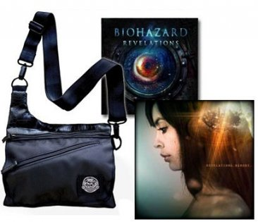 Resident Evil Revelations collector japon 3 14.12.2011