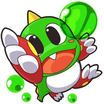 Tobidasu Puzzle Bobble 3D Bust A move Nintendo 3DS