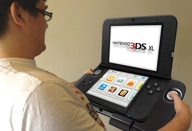 Nintendo XL Circle Pad Pro 29.06.2012
