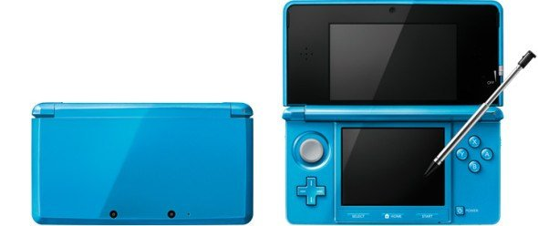 3DS Light Blue nintendo_3ds_light_blue