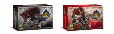 3DS Pack Monster Hunter 3G
