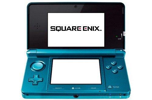 3ds square enix