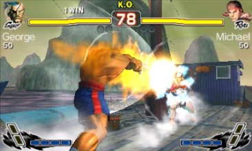 3DS street fighter IV screenshots captures 03