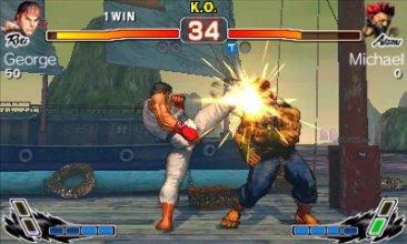 3DS street fighter IV screenshots captures 04