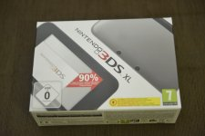 3DS XL - déballage - unboxing - 0001