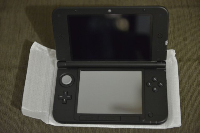 3DS XL - déballage - unboxing - 0010