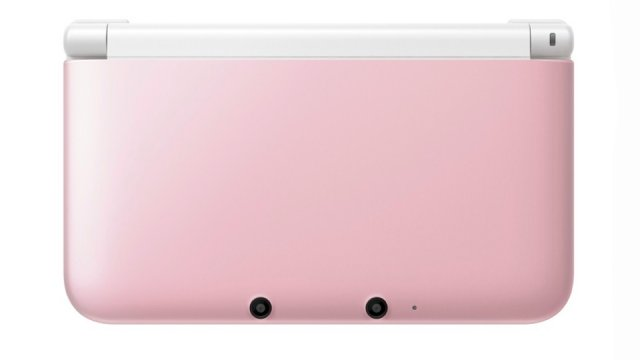 3DS XL Rose Blanche 3ds_xl_pink
