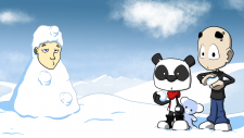 actu-dessin-ps3-phenixwhite-pixelized-jejecool666-noel-neige