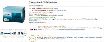amazon-nintendo-3ds-baisse-prix-promotion