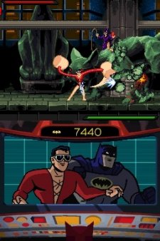 batman alliance des heros ds 1