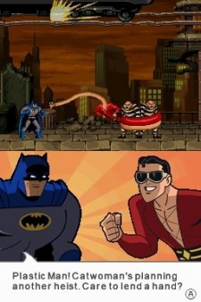 batman alliance des heros ds 2
