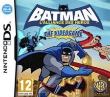 batman alliance des heros ds jaquette