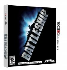 "Battleship image bo""te 3DS screen box 3DS"