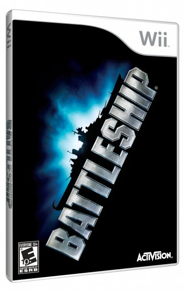 "Battleship image bo""te Wii screen box Wii"