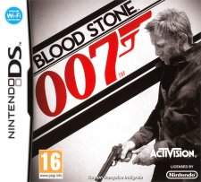 blood stone 007 ds jaquette