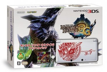 Bundle Monster Hunter Tri G