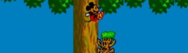 Castle of Illusion Megadrive