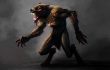 Castlevania: Lords of Shadow - Mirror of Fate Werewolf