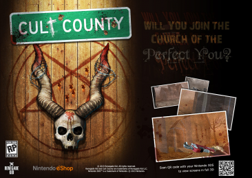 Cult County site teaser
