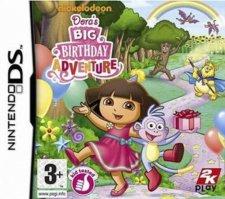 Dora Joyeux Anniversaire big Birthday Adventure DS