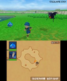 Dragon Quest Monsters- Terry's Wonderland 3D images screenshots 023