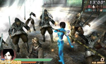 Dynasty Warriors Link Samus images screenshots 002