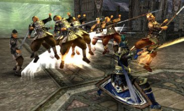 Dynasty Warriors VS images screenshots 027