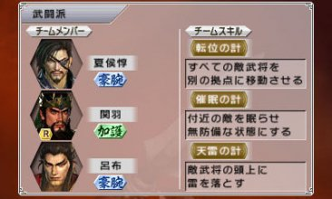 Dynasty Warriors VS images screenshots 031