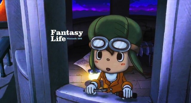 Fantasy Life fantasy life