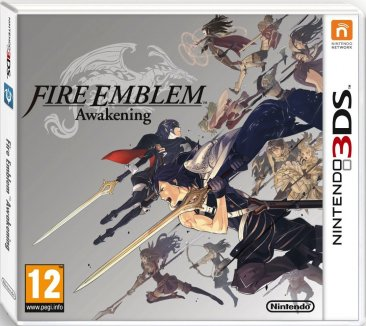Fire Emblem : Awakening jaquette fire emblem - copie