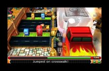 frogger 3D worlds 1 screenshots captures  gamescom 2011-0002