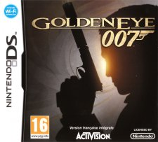 goldeneye 007 ds jaquette