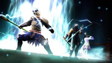 Hayabusa dans Warrior Orochi 2
