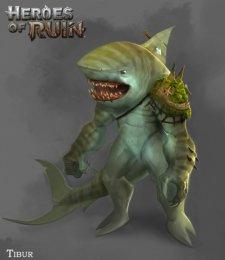 Heroes of Ruin - Tibur