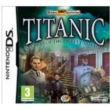 hidden mysteres titanic ds jaquette