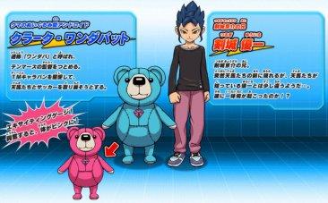 Inazuma Eleven Go 2 artworks 003