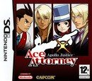 jaquette : Apollo Justice : Ace Attorney