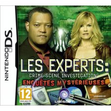 Jaquette-Boxart-Cover-Art-Les Experts Enquetes Mysterieuses-19112010
