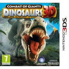 Jaquette-Boxart-Cover-Dinosaures 3D - Combat De Geants-29032011